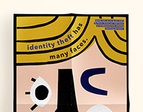Advocacy Poster | Child Identity Theft
