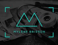Mylène Brisson - Logo