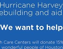 Help for Houston.