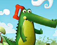 Kids-Mode app . - 2014