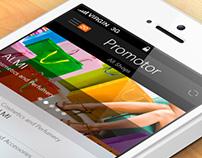Promotor app