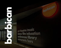 Barbican redesign concept