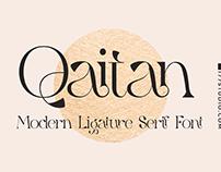 Free Font - Qaitan