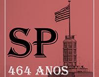 Sao Paulo - 464th anniversary