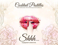 Shhh...Sweets / Packaging  illustration & design