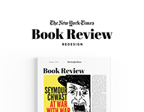 Book Review Redesign