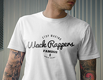 Wack Rappers Tee