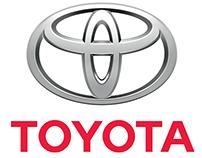 Toyota após-venda.