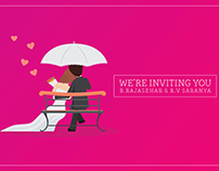 Marriage Invitation Design