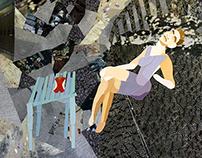 Alan Turing Collage