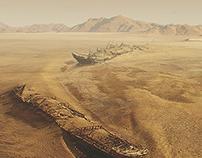 Dead ships valley