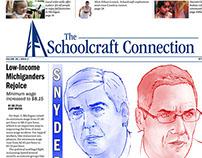 Schoolcraft Newspaper-2014