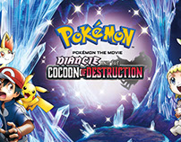 Pokémon Movie: Diancie and the Cocoon of Destruction