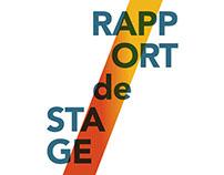 Rapport de stage 2015 - Entre-deux