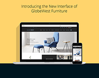 GlobeWest Furniture | Re-design