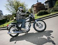 YAMAHA SR400 - Moto.it