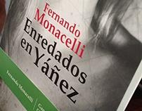 Libro Enredados en Yáñez | Tapa