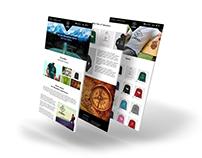 Klondike Website