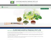 EURO MACHINERY & TRADING (PVT) LTD
