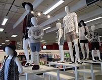 Visual Merchandising - Styling for Target