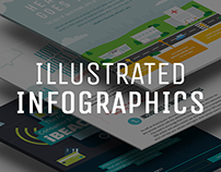 Illustrated Infographics