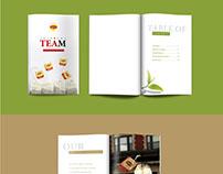 Lipton Tea Annual Report