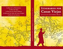 Cubierta libro 'Itinerarios por Casas Viejas'
