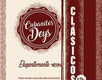 Packaging- Cubanitos Deys