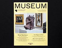 MUSEUM — Program & Magazine SMB