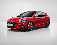 Ford Focus ST coupe