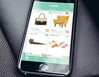 Swapply App Design