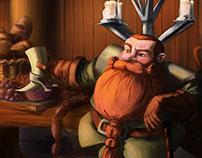 Dwarf Feast