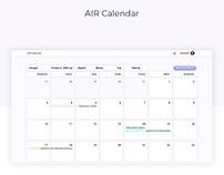 AIR Calendar