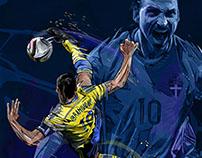 Zlatan Ibrahimovic - Bleacher Report.