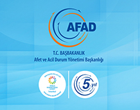 AFAD STAND EXHIBITION