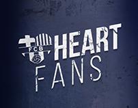 Heart Fans | FCB