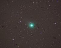 C/2014Q2 Comet Lovejoy #1