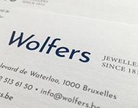 Wolfers, refonte de l'image de marque
