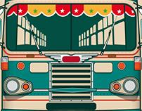 Autobuses del Recuerdo, Ticobuses Vintage