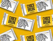 CHOCO BREAK - packaging design