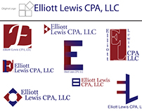 Logo Concept For CPA