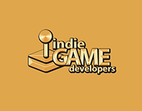 Indie Game Developers logo design