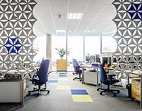 ULSTEIN OFFICE _ Gdynia, Łuzycka Office Park