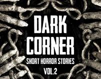 D.C. – Short Horror Stories Vol. 2 - Book Cover Art