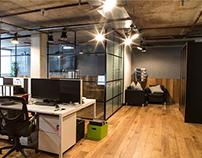 BMV Office fit out ~ St Leonards