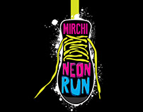 Radio Mirchi Neon Run