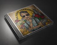 Capa do Álbum - Contigo - Mario Fernando