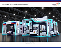 RUSSIAN FEDERATION BOOTH PROPOSAL