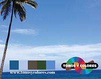 Tonos y Colores de la R.D.