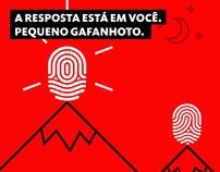 Motion Graphics - Santander - Biometria